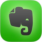 Evernote 7 voor iOS 7