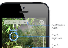 Camera Plus vernieuwd voor iOS 7