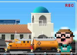 GU MA Pocket Trains iOS iPad iPhone