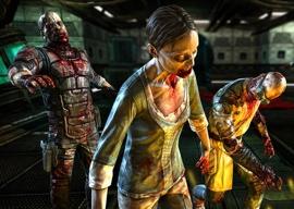 Dead Effect zombies overleven iPhone iPad