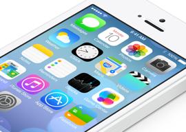 iOS 7 komt in september 2013