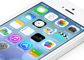 iOS 7 komt in september 2013