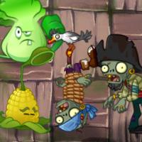 Plants vs Zombies 2 seagull