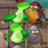 Plants vs Zombies 2 combinatie