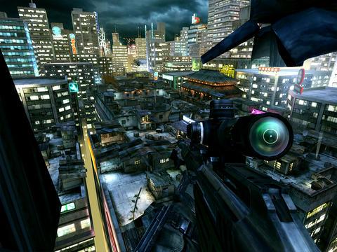 Call of Duty Strike Team helikopterperspectief