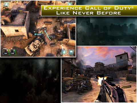 Call of Duty Strike Team iOS iPad
