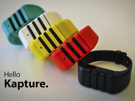 Kapture armband