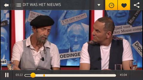 RTL XL uitzending gemist bekijken iPhone iPad
