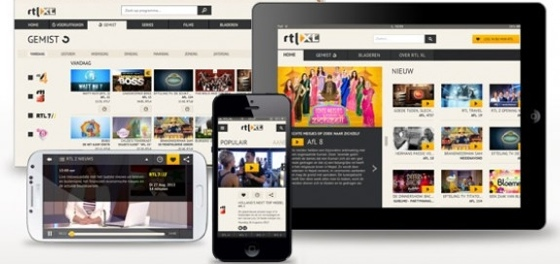 RTL XL uitzending gemist iPad iPhone desktop