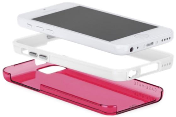 casemate iphone 5c roze