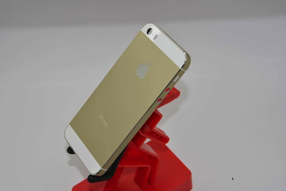 iPhone 5S champagne (goud)