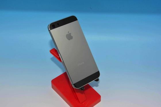 iPhone 5S grafiet (grijs)