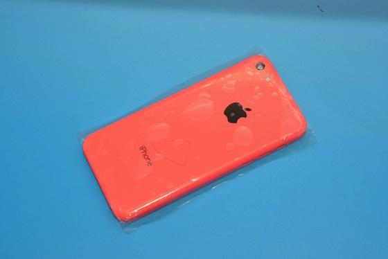 iPhone 5C rood