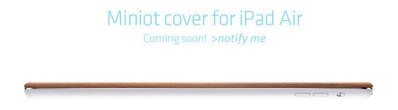 Miniot iPad Air 560