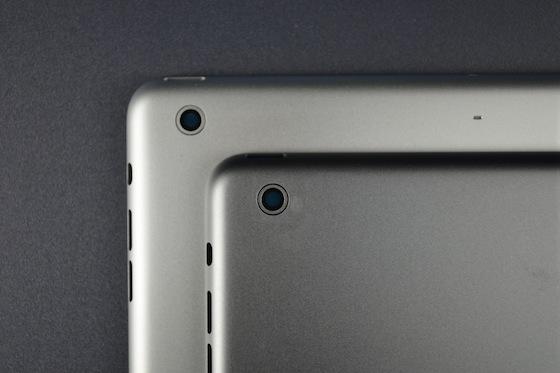 iPad 5 lens