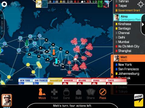 Pandemie virus bestreiden