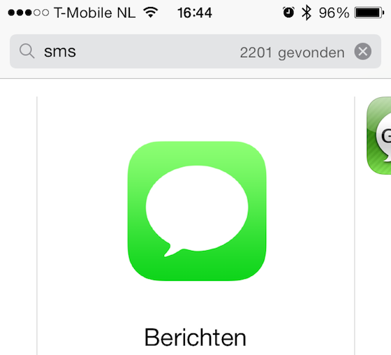App Store promotie Berichten