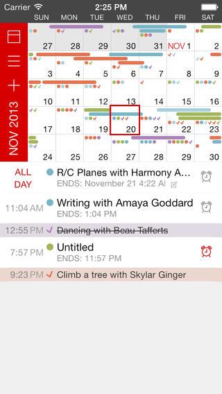 Calvetica Calendar reminders zijn terug