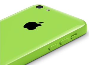 iphone 5c groen