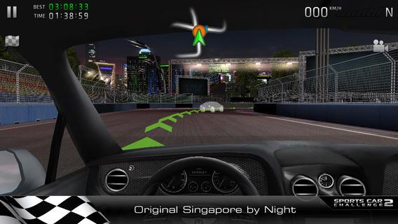 ICS Sports Car Challenge 2 dashboard breed