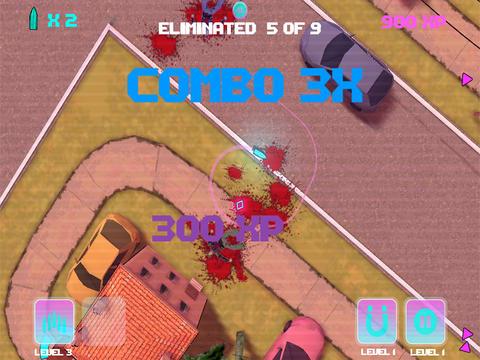 ICS Deadly Bullet iPad iPhone