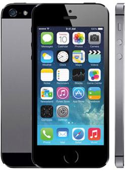 kpn iphone5s spacegray