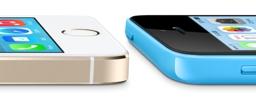 iphone 5s 5c goud blauw