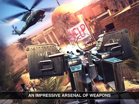 Dead Trigger 2 schieten helikoter