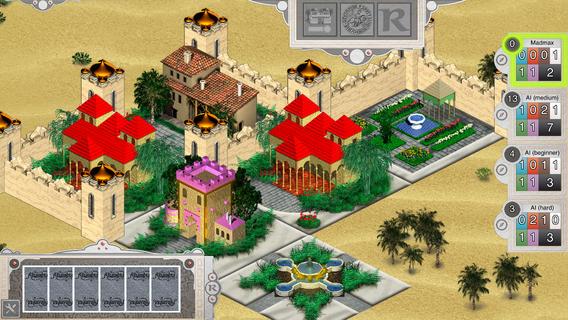 ICS Alhambra Game iPad iPhone groot