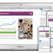 Apple past iWork-apps aan voor iOS 9 en El Capitan