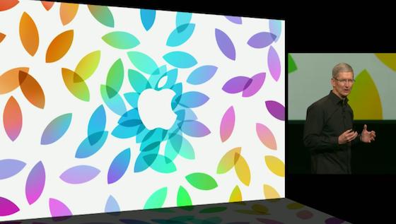 iPad presentatie 2013