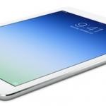 iPad Air spotlight