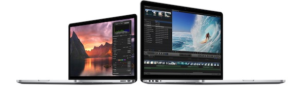 MacBook Pro 13 inch 15 inch