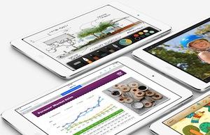 iPad minis retina