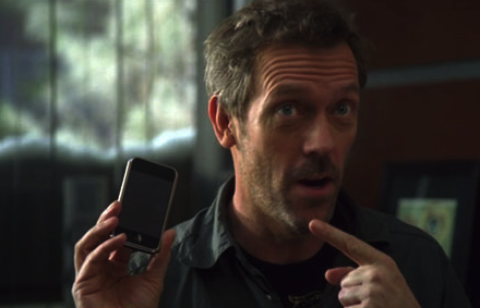 House iPhone