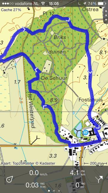 topo gps route