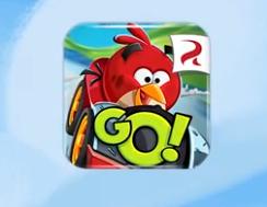 Angry Birds Go iPhone app-icoon