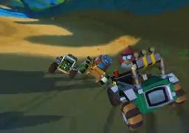 ICS Angry Birds Go capture