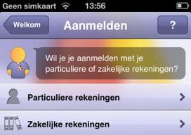 SNS Mobiel Bankieren iPhone iPad