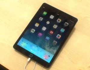 iPad 5 concept in de winkel