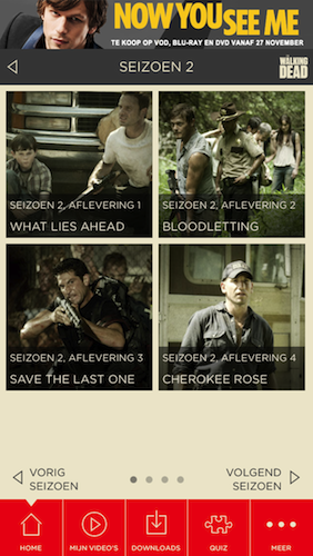 Walking Dead iPhone 2
