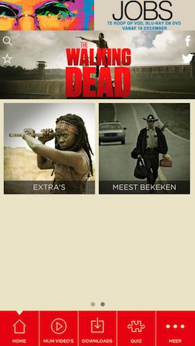 Walking Dead iPhone 1