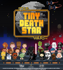 ICS Tiny Death Star iPhone