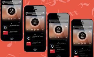 TuneMob iPhone muziek tegelijk afspelen