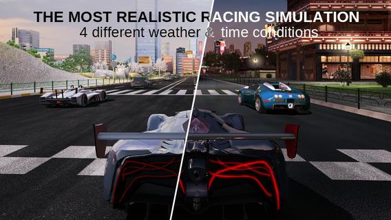 GT Racing 2 prachtige beelden