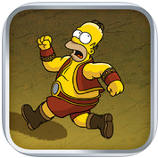 ICS The Simpsons Tapped Out iPhone iPad