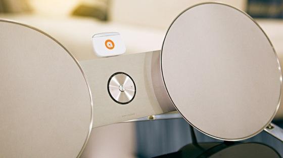 auris skye ronde speakers
