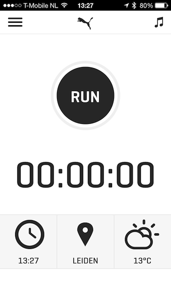 PUMATRAC run