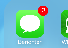 iMessage iOS 7 icon