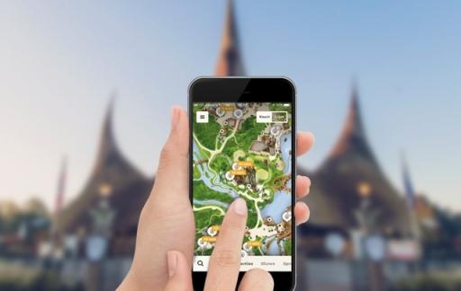 Efteling-app